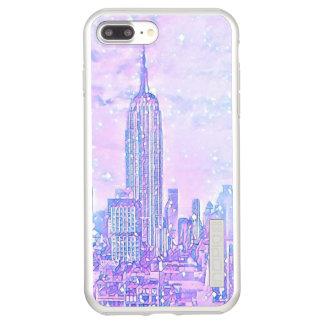 City Life iPhone 8/7 Plus Incipio DualPro Shine iPhone 8 Plus/7 Plus Case