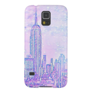 City Life Samsung Galaxy S5 Phone Case