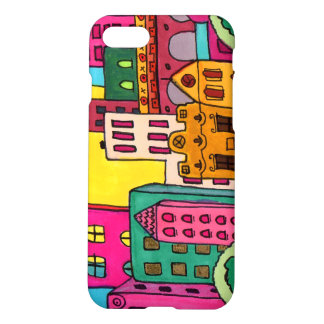 City Lights #17 iPhone 7 Case