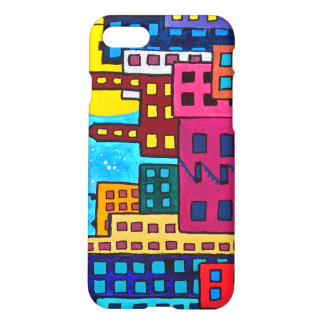 City Lights #9 iPhone 7 Case