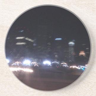 City Lights Beverage Coaster