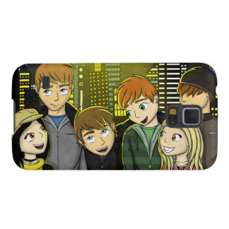 """""""City Lights"""" Cases For Galaxy S5"""