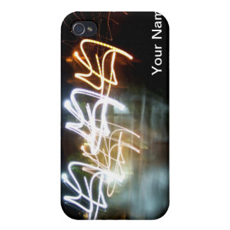 City Lights iPhone 4 Cover