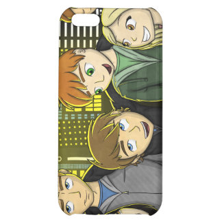 """""""City Lights"""" iPhone 5C Covers"""