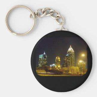 City Lights key chain