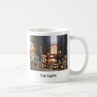 City Lights - mug