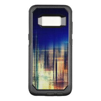 City Lights OtterBox Commuter Samsung Galaxy S8 Case