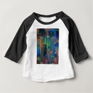 City lights through wet window pane.JPG Baby T-Shirt