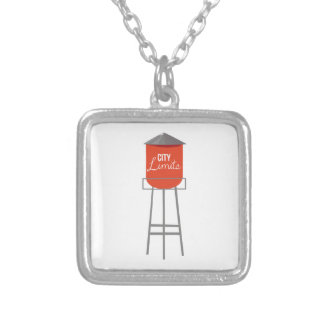 City Limits Personalized Necklace