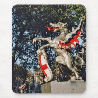 City Lion London Mouse Pad