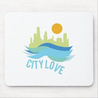 City Love Mousepad