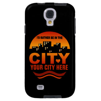 City Lover custom phone cases