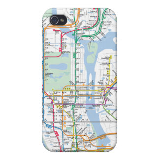 City Map  iPhone 4/4s Case Cover
