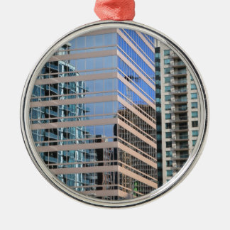 City Modern Architecture Christmas Ornament