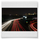 city night print