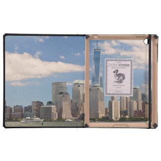 City - NY - The colors of a city iPad Folio Cover