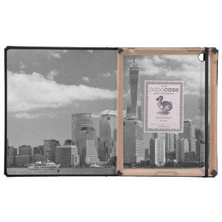 City - NY - The shades of a city Case For iPad