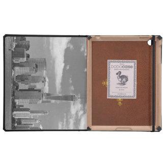 City - NY - The shades of a city iPad Cases