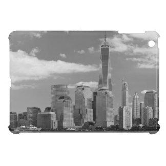 City - NY - The shades of a city iPad Mini Cover