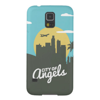 City of angels Barely There Samsung Galaxy Case