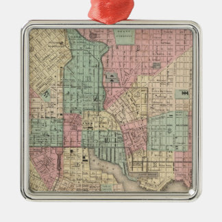 City of Baltimore, Maryland Christmas Ornament