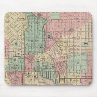 City of Baltimore, Maryland Mouse Mat