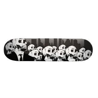 City of Bones Skateboard