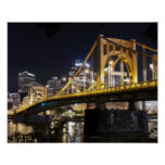 City of Bridges Poster