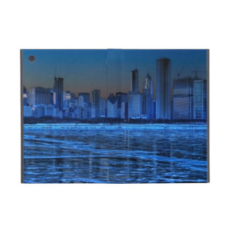 City of broad shoulders and lake Michigan Cover For iPad Mini