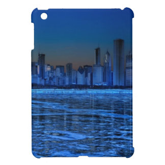 City of broad shoulders and lake Michigan Cover For The iPad Mini