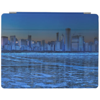 City of broad shoulders and lake Michigan iPad Cover