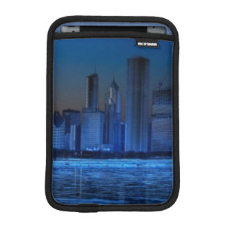 City of broad shoulders and lake Michigan iPad Mini Sleeve