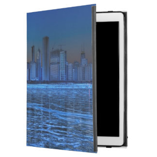 "City of broad shoulders and lake Michigan iPad Pro 12.9"" Case"
