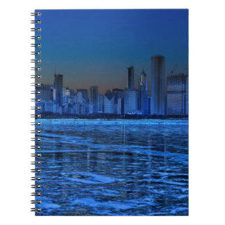 City of broad shoulders and lake Michigan Notebooks