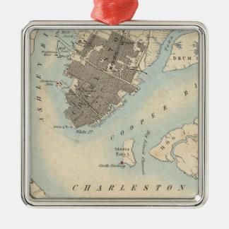 City of Charleston, South Carolina Christmas Ornament