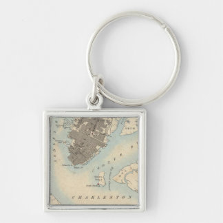 City of Charleston, South Carolina Key Ring