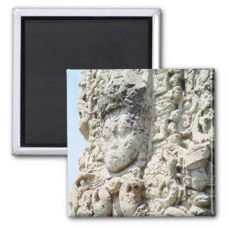 City of Copan Honduras Ancient Mayan Ruins Photo Magnet
