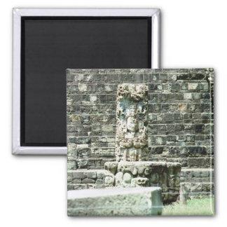 City of Copan Mayan Ruins Honduras Photo Magnet