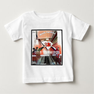 City Of Da Gamecocks Official Mixtape Baby T-Shirt