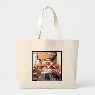 City Of Da Gamecocks Official Mixtape Canvas Bags
