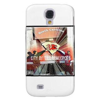 City Of Da Gamecocks Official Mixtape Samsung Galaxy S4 Covers