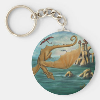 City of Dragons Keychains