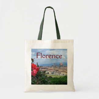City of Florence, Italy Tote Bag