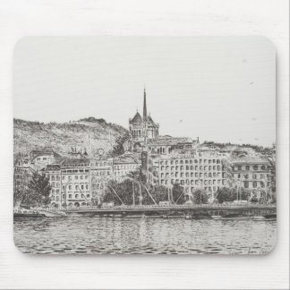 City of Geneva 2011 Mouse Mat
