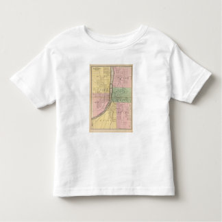 City of Grand Rapids, Kent County Toddler T-Shirt