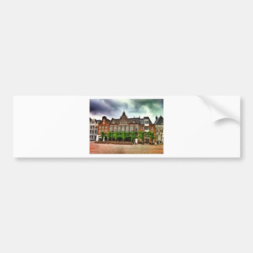 City of Haarlem Bumper Stickers