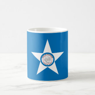 City of Houston flag Coffee Mug