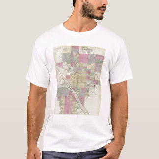 City of Hutchinson, Reno County, Kansas T-Shirt