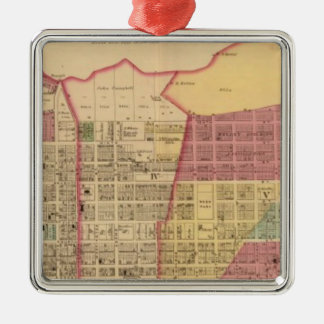 City of Ironton with Proctorsville Christmas Ornament