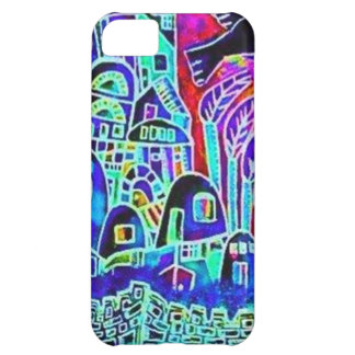 City Of Israel Ebony iPhone 5C Cover